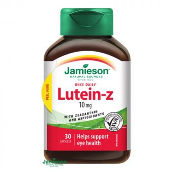 JAMIESON Lutein-Z 30 kapsúl