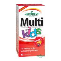 JAMIESON Multi kids multivitamín 60 cmúľacích tabliet