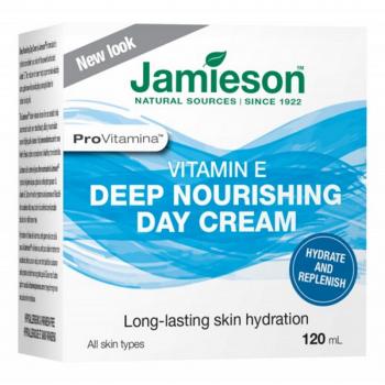 JAMIESON ProVitamina hydratačný vyživujúci krém s vitamínom E 120 ml