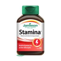 JAMIESON Stamina™ komplex vitamínov a minerálov 90 tabliet