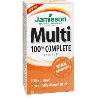 Jamieson Multi COMPLETE Maximálna sila 90 tbl.