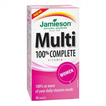 JAMIESON Multi complete pre ženy 90 tabliet