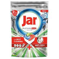 JAR Tablety do umývačky Platinum Plus All in 1 QuickWash 48 ks