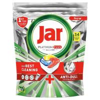JAR Tablety do umývačky Platinum Plus 34 ks