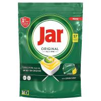 JAR Tablety do umývačky Lemon 57 ks