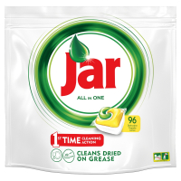 JAR Tablety do umývačky Yellow 96 ks