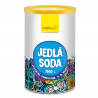 WOLFBERRY Jedlá soda v dóze 1000 g