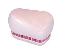 TANGLE TEEZER Compact Styler Smashed Holo Kefa na vlasy Pink 1 ks