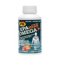 JML EPAmax OMEGA3 + cps.34 (Epa300mg DHA200mg E5mg)