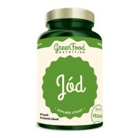 GREENFOOD NUTRITION Jód 60 kapsúl