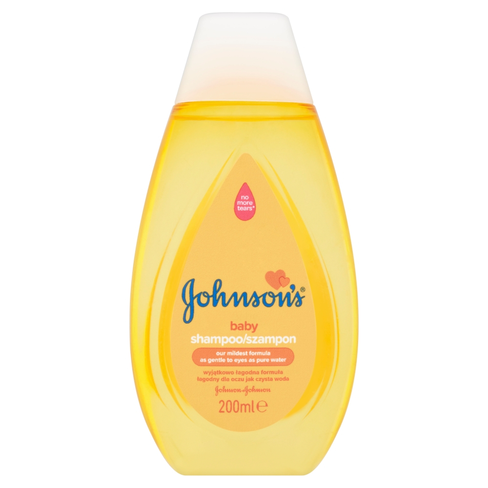 JOHNSON´S BABY Šampón 200 ml