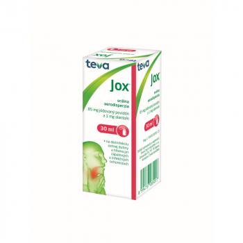 JOX orálna aerodisperzia 30 ml