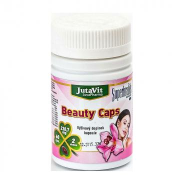 JUTAVIT Beauty Caps 60 kapsúl