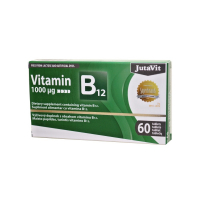 JUTAVIT Vitamín B12 1000 µg 60 tabliet