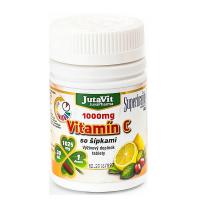 JUTAVIT Vitamín C so šípkou 1000 mg 30 tabliet