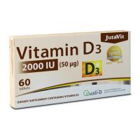 JUTAVIT Vitamín D3 2000 IU 60 tabliet