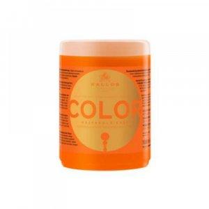 KALLOS Color maska pre farbené vlasy 1000 ml