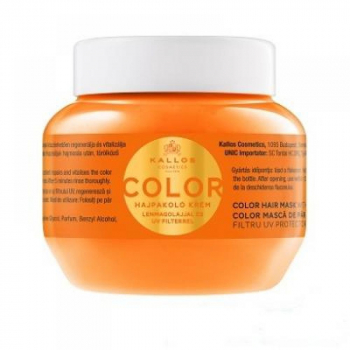 Kallos Color Hair Mask 275ml (Maska pro barvené vlasy)