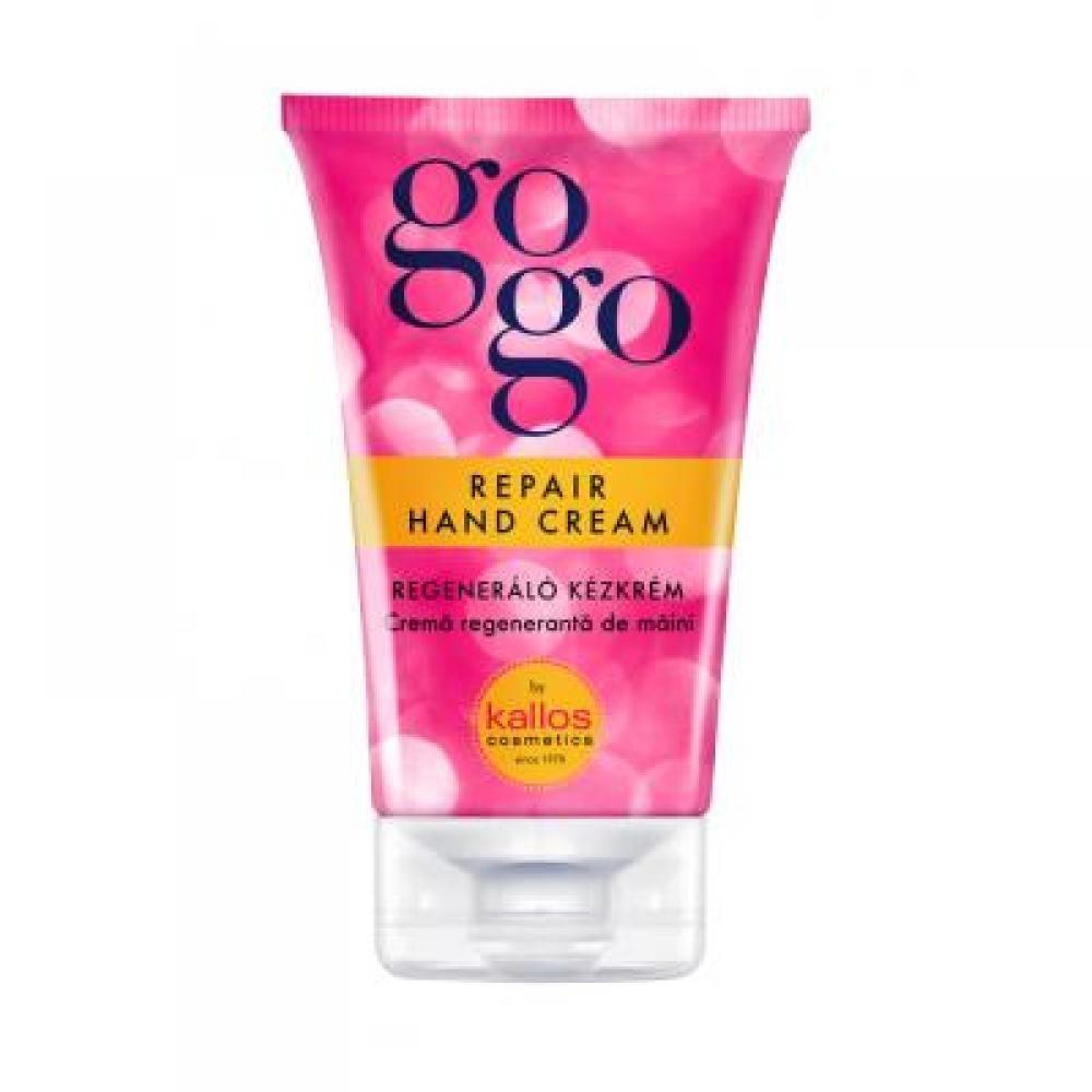 Kallos GoGo regeneračný krém na ruky (Repair hand cream) 125 ml