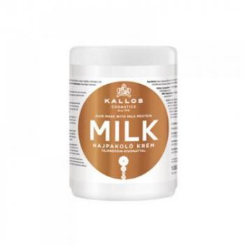 Kallos KJMN Vlasová maska s obsahem mléčných proteinů 1000 ml