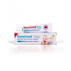 Kamistad Baby gél 10 ml