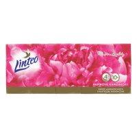 LINTEO Papierové vreckovky Premium 4-vrstvové 10x10 kusov