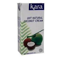 KARA UHT Kokosová smotana krém 1000 ml