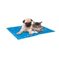 KARLIE FLAMINGO Chladiaca podložka pre psov so vzorom kvapky, veľkosť S 40x50 cm