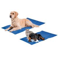 KARLIE FLAMINGO Chladiaca podložka pre psov veľkosť S 40x50 cm