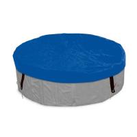 KARLIE FLAMINGO Plachta na bazén pre psov modrá 80 cm