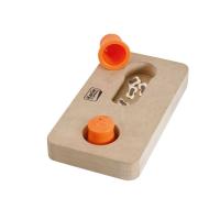 KARLIE FLAMINGO Interaktívna drevená hračka GAUSS 22 x 12 cm