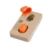 KARLIE FLAMINGO Interaktívna drevená hračka KNUTH 22x12 cm