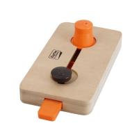KARLIE FLAMINGO Interaktívna drevená hračka WILES 22x12 cm
