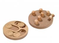 KARLIE Interaktívna hračka Penny 2v1 pre psov 25 cm