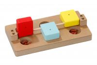 KARLIE Interaktívna hračka Rocky pre psov 23 x 12 x 4,2 cm