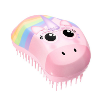 TANGLE TEEZERK efa na vlasy Original Rainbow Unicorn Print