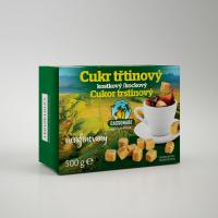 KÁVOVINY Trstinový cukor kocky 500 g