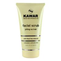 KAWAR Peeling na tvár s minerálmi z Mŕtveho mora 150 ml