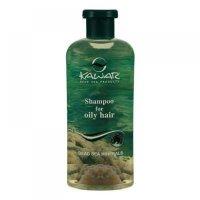 KAWAR šampón na mastné vlasy s minerálmi z Mŕtveho mora 400 ml