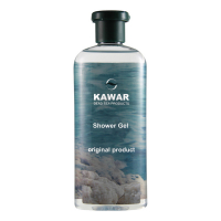 KAWAR Sprchový gél s minerálmi z Mŕtveho mora 400 ml