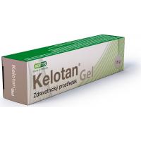Kelotan Gel silikónový gél na jazvy 15 g