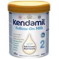 KENDAMIL 2 DHA+ Pokračovacie dojčenské mlieko od 6 - 12 mesiacov 800 g