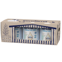 KENDAMIL 2 DHA+ Pokračovacie dojčenské mlieko od 6 - 12 mesiacov 3 x 900 g