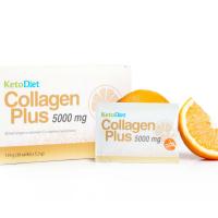 KETODIET Collagen Plus 5000 mg pomaranč 30 sáčkov