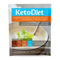 KETODIET Proteínová polievka Hubová 7 porcií