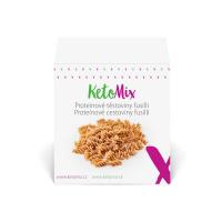 KETOMIX Proteínové cestoviny fusilli 10 porcií