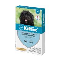 KILTIX Antiparazitárny obojok pre stredných psov obvod 53 cm 1 ks