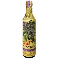 KITL Syrob bazový 500 ml - sirup na prípravu domácich limonád