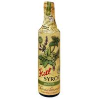 KITL Syrob mätový 500 ml - sirup na prípravu domácich limonád