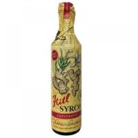 KITL Syrob zázvorový 500 ml - sirup na prípravu domácich limonád